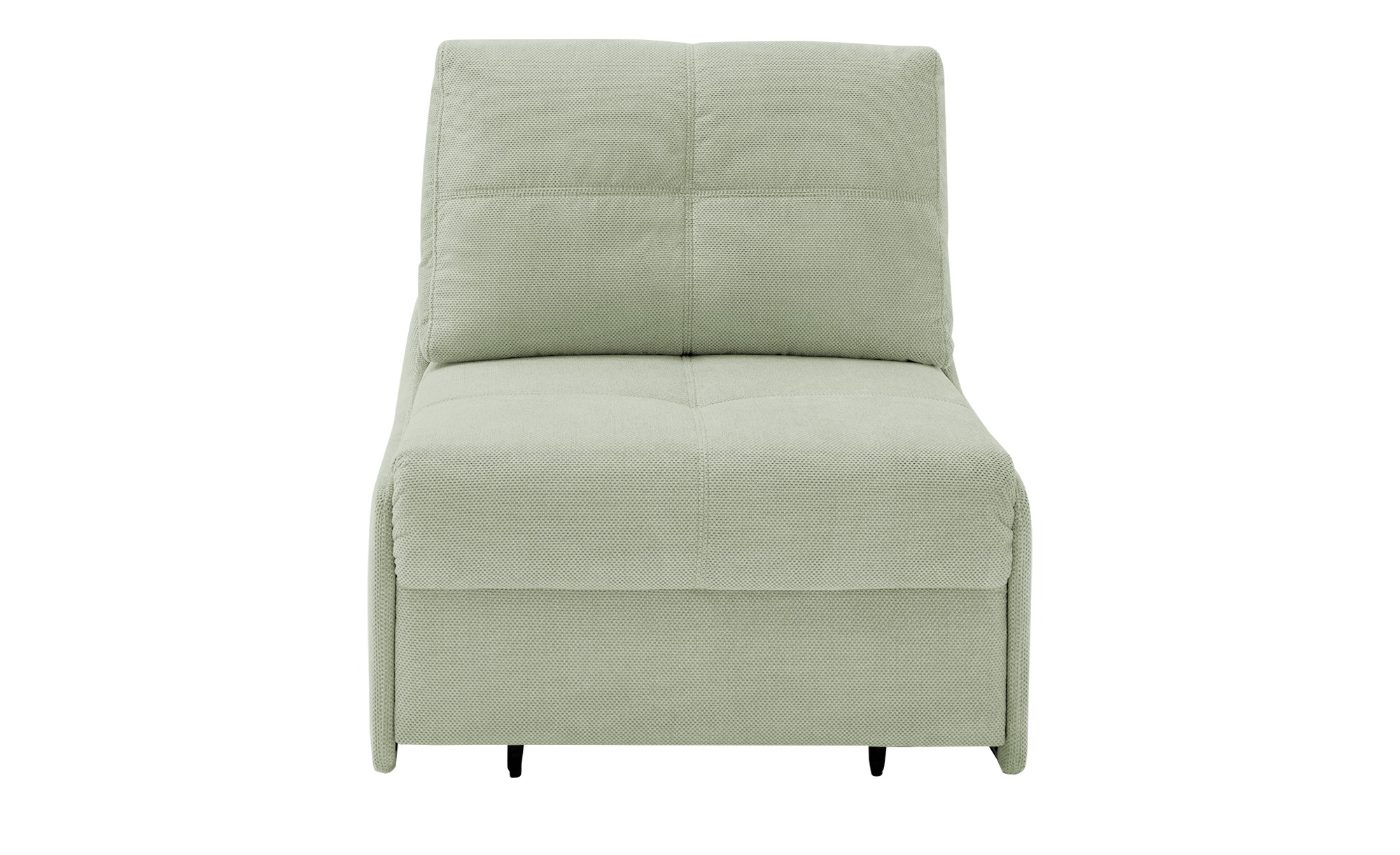bobb Schlafsessel  Romina de Luxe ¦ grün ¦ Maße (cm): B: 88 H: 92 T: 103 Polstermöbel > Sofas > Einzelsofas - Höffner