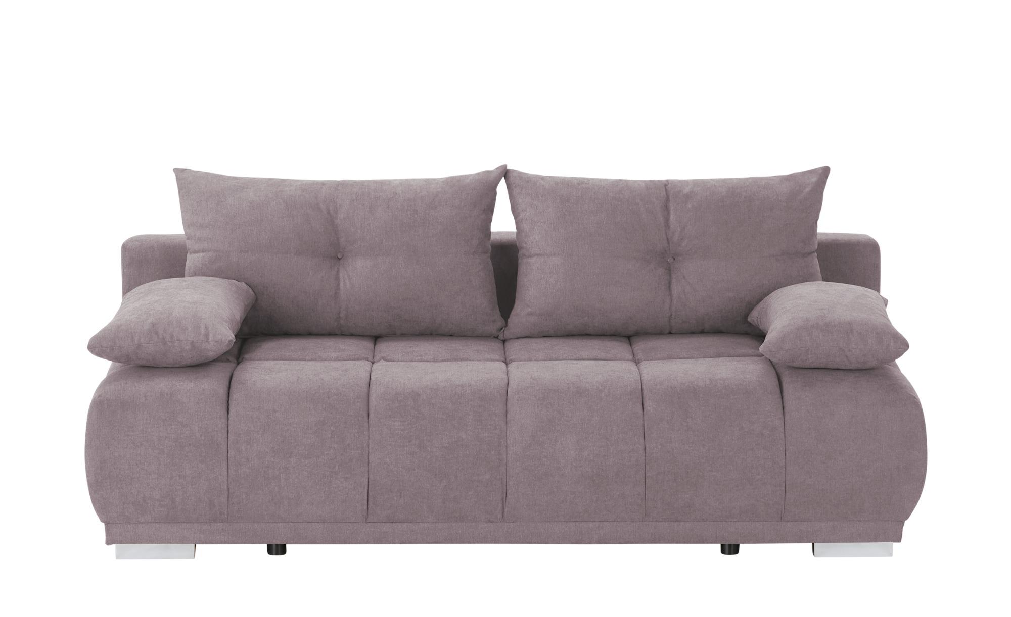 switch Schlafsofa  Gala ¦ lila/violett ¦ Maße (cm): B: 208 H: 92 T: 102 Polstermöbel > Sofas > 2-Sitzer - Höffner