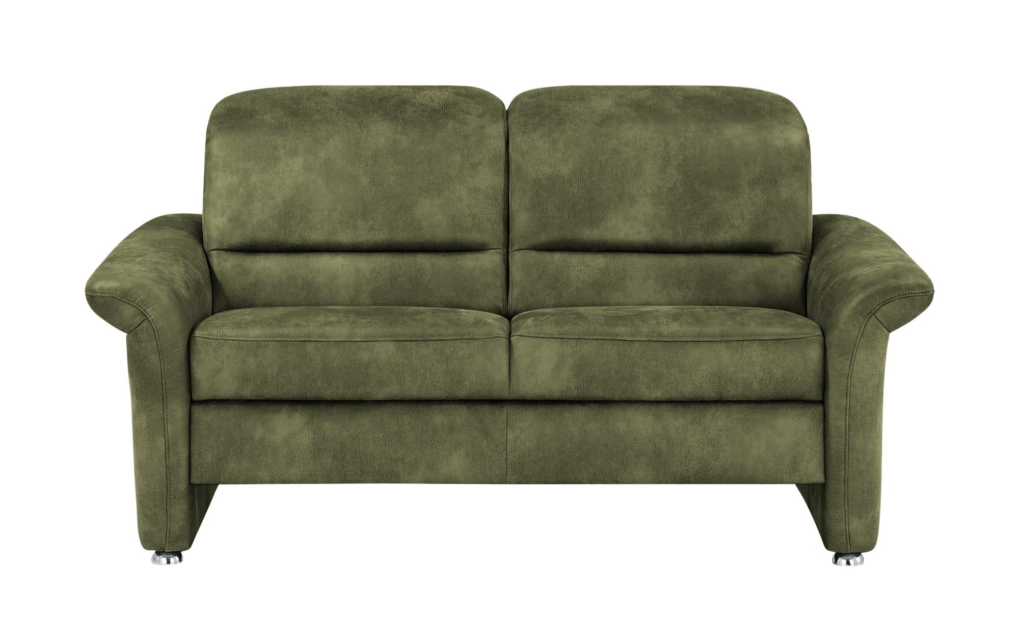 meinSofa Einzelsofa  Laurena ¦ grün ¦ Maße (cm): B: 180 H: 90 T: 102 Polstermöbel > Sofas > Einzelsofas - Höffner