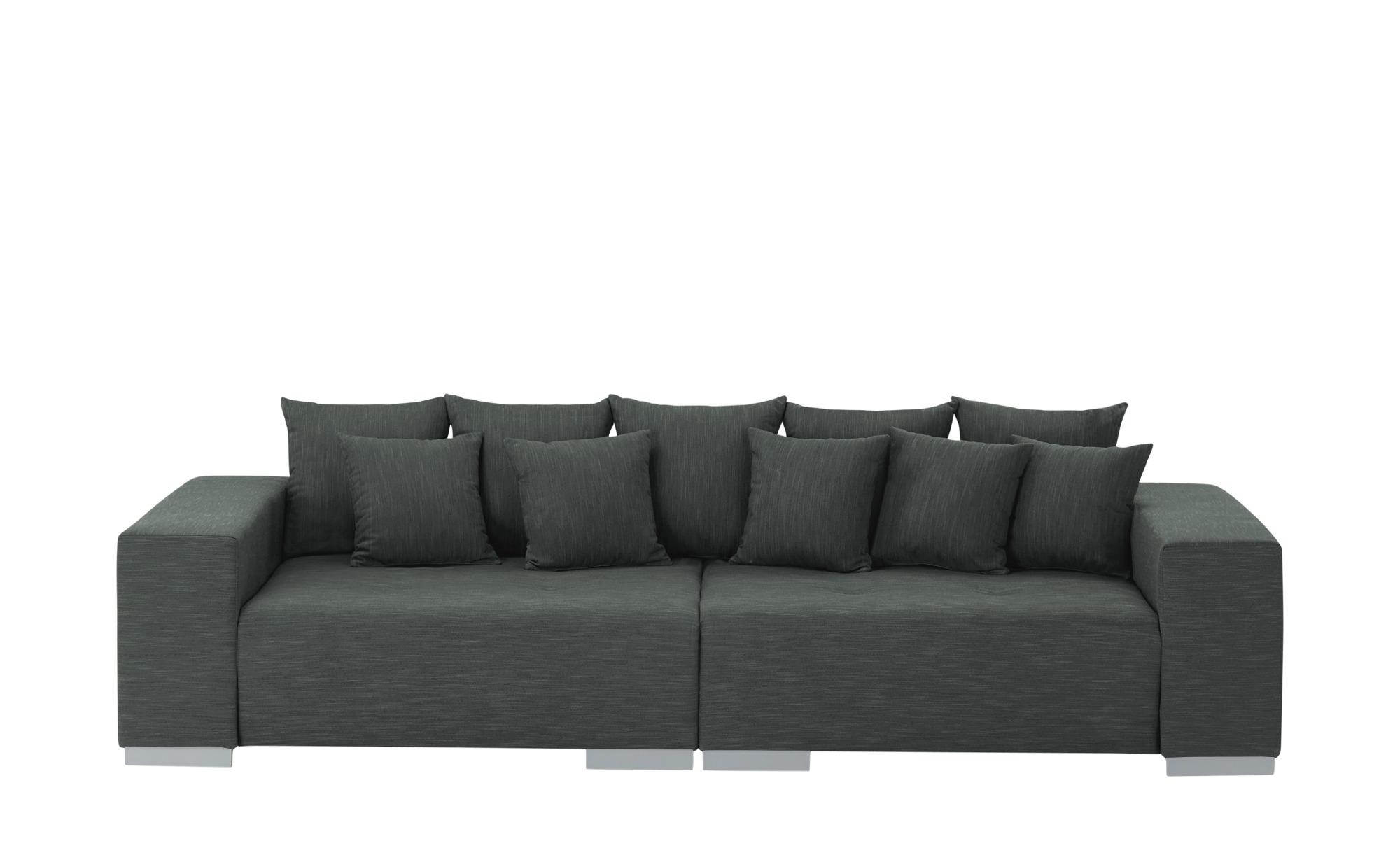 switch Big Sofa  Max ¦ schwarz ¦ Maße (cm): B: 300 H: 85 T: 136 Polstermöbel > Sofas > Big-Sofas - Höffner