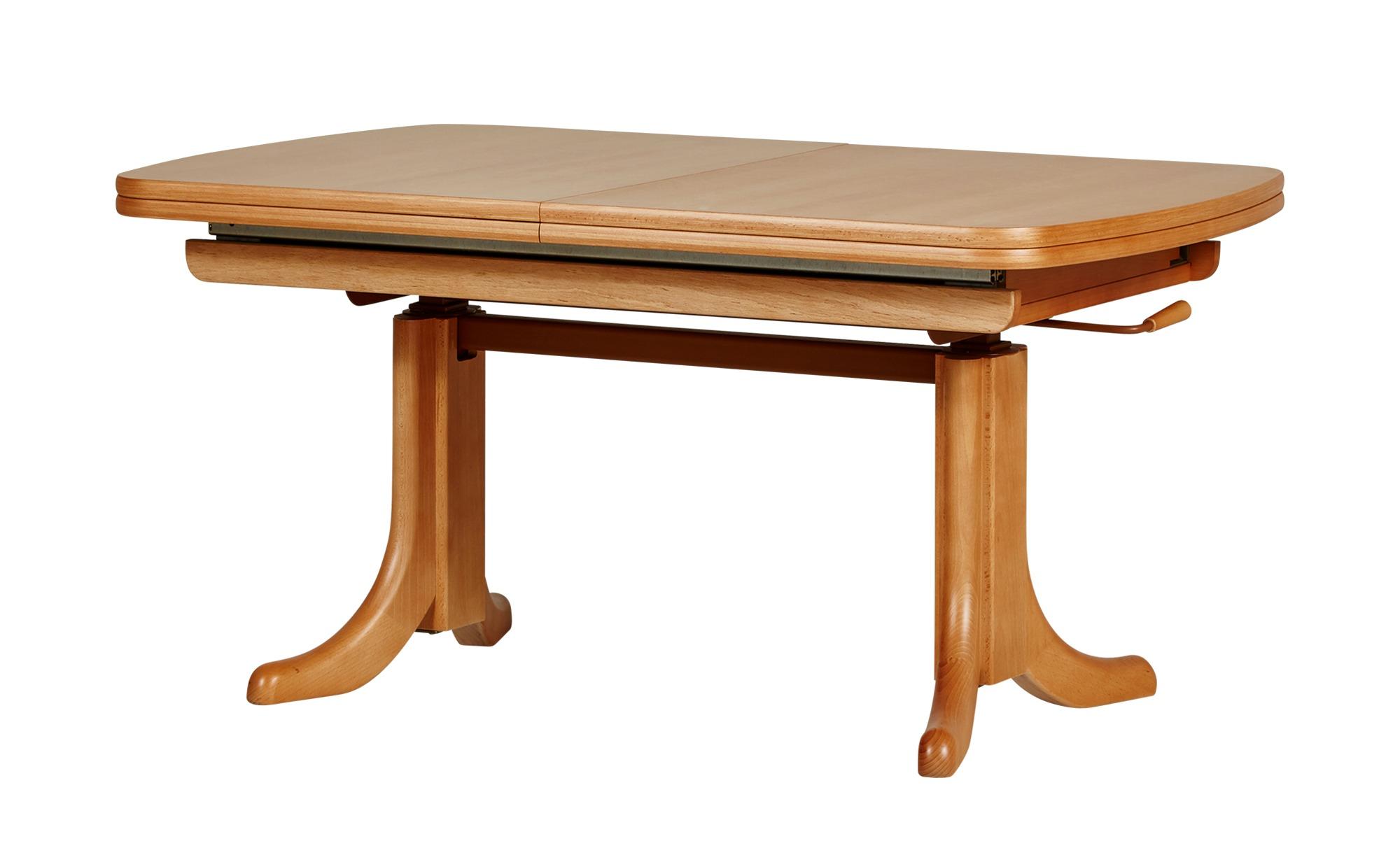 Couchtisch  Savaii ¦ holzfarben ¦ Maße (cm): B: 75 H: 61 T: 75 Tische > Couchtische > Couchtische höhenverstellbar - Höffner