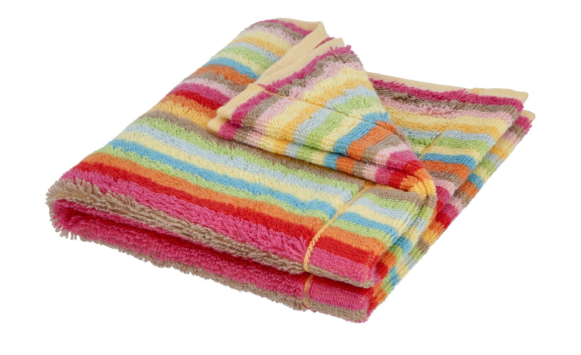 CaWö Seiftuch  7008 ¦ mehrfarbig ¦ 100% Baumwolle ¦ Maße (cm): B: 30 Badtextilien und Zubehör > Handtücher & Badetücher > Handtücher - Höffner