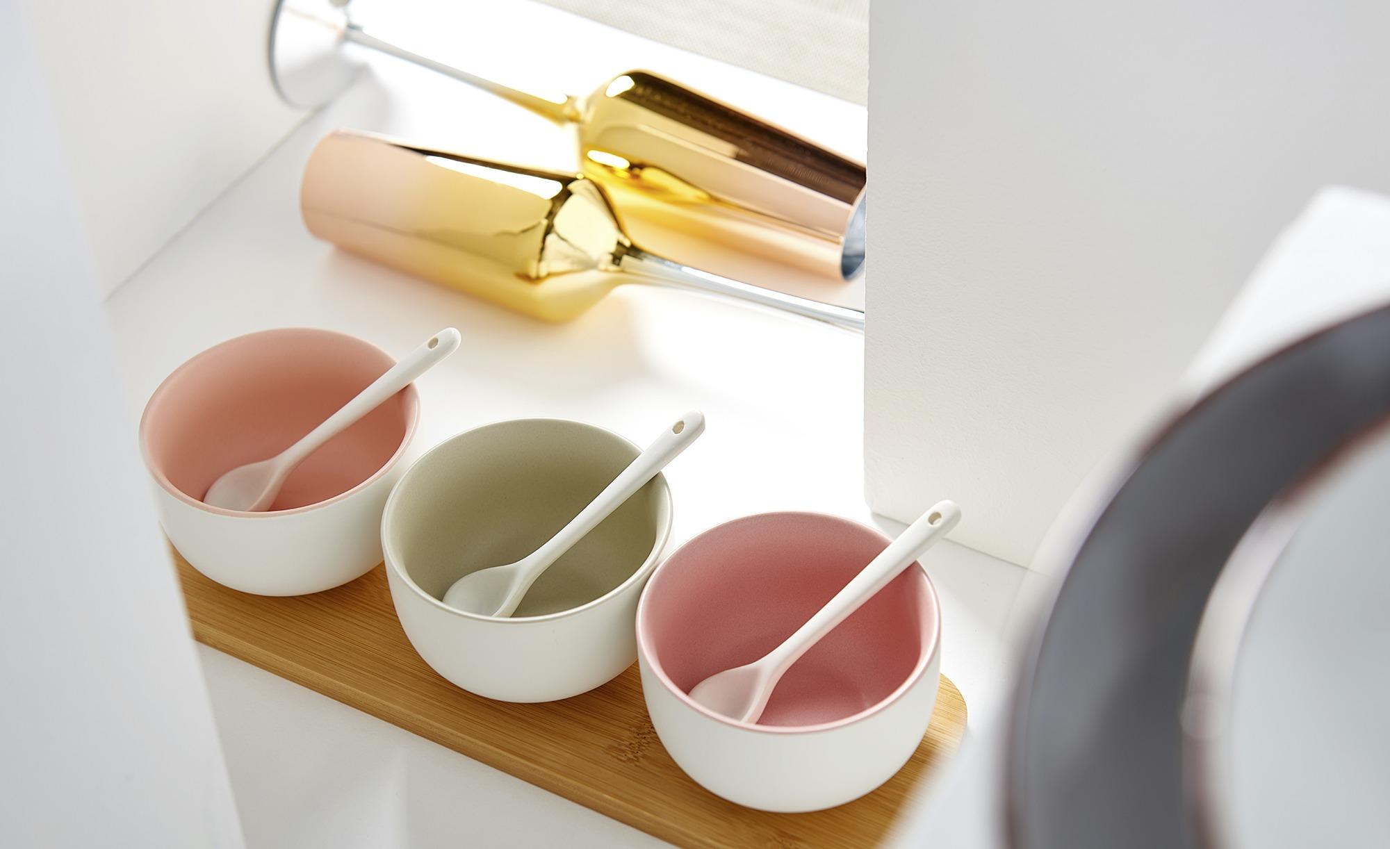Sektglas mit goldfarbenem Kelch