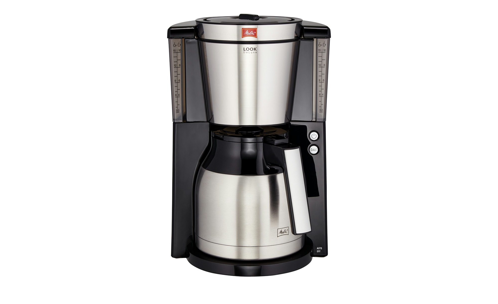 Melitta Thermo Kaffeeautomat 1011 14 Look Iv Therm Deluxe