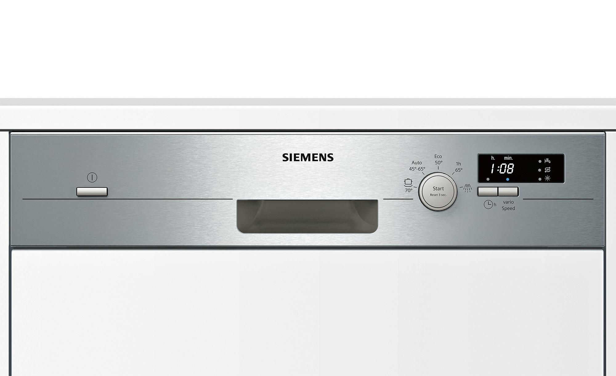 Siemens Kühlschrank Reset : Siemens einbau geschirrspüler sn 515 s 00 ae höffner