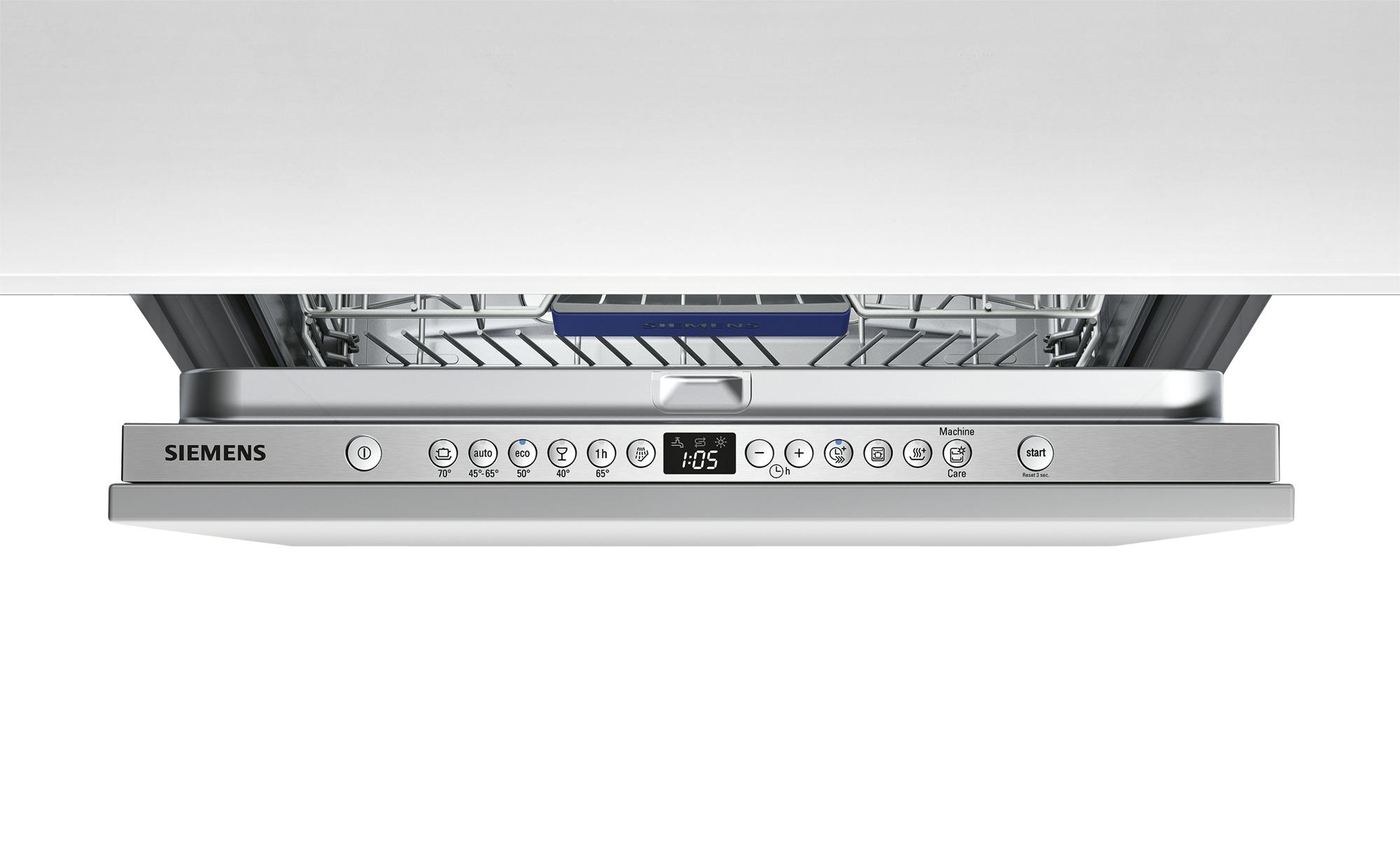 Siemens Einbau Geschirrspüler Sn 636 X 01 Ge Höffner