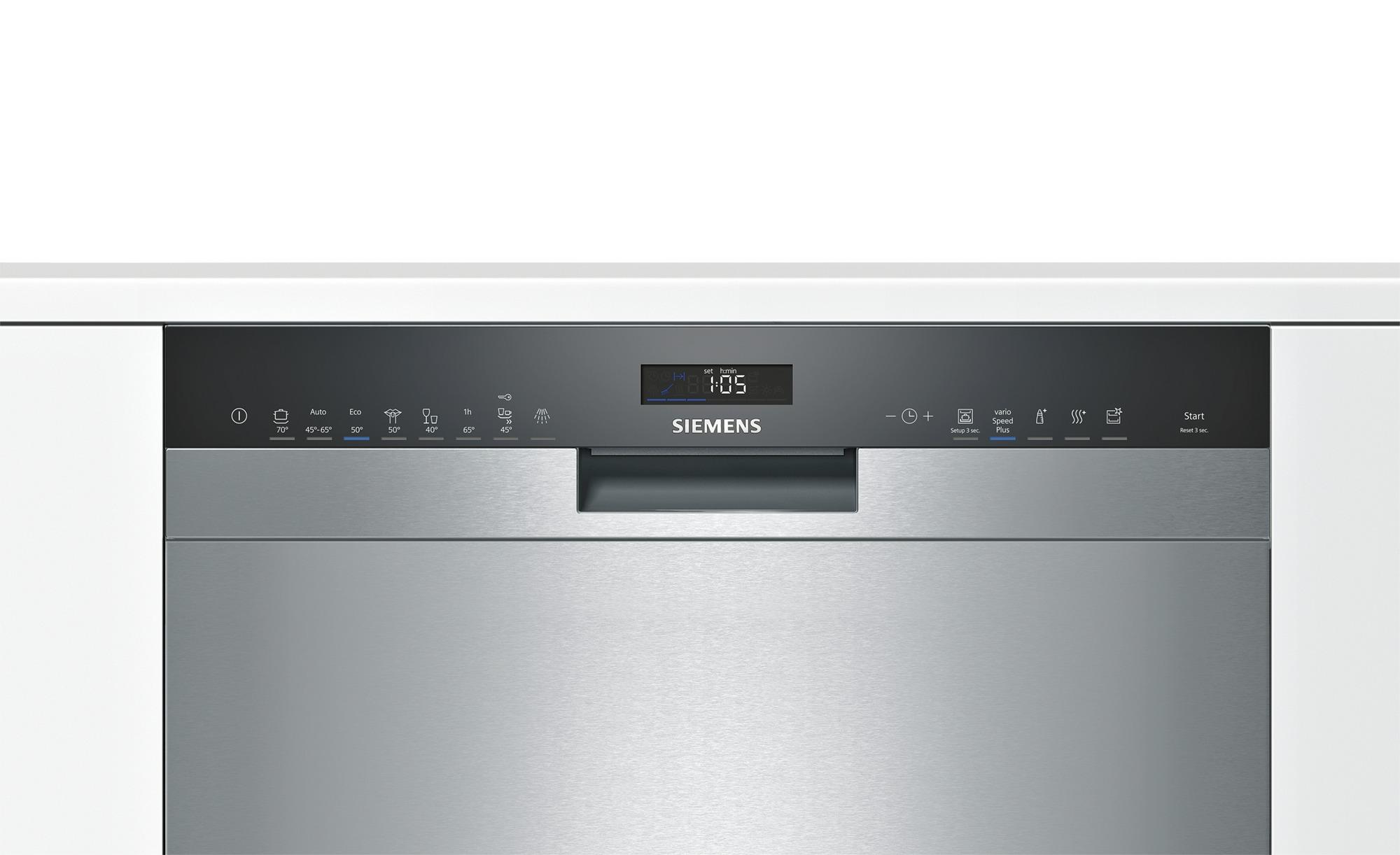 Siemens Unterbau Kühlschrank : Siemens unterbau geschirrspüler sn s me