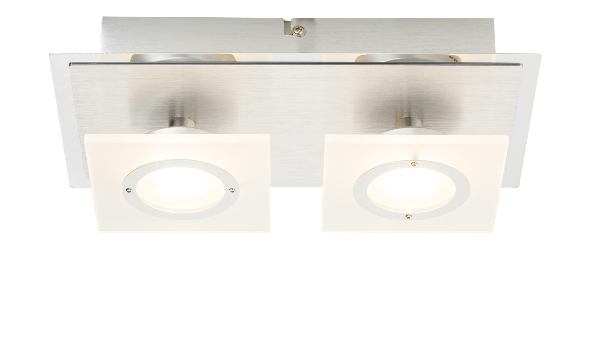 Paul Neuhaus LED Deckenstrahler dreh- und schwenkbar ¦ silber ¦ Maße (cm): B: 14 Lampen & Leuchten > Innenleuchten > Deckenleuchten - Höffner