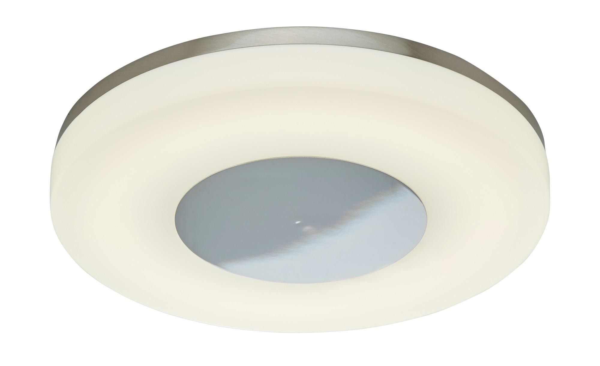 KHG LED- Deckenleuchte ¦ weiß ¦ Maße (cm): H: 5,5 Ø: 32 Lampen & Leuchten > Innenleuchten > Deckenleuchten - Höffner