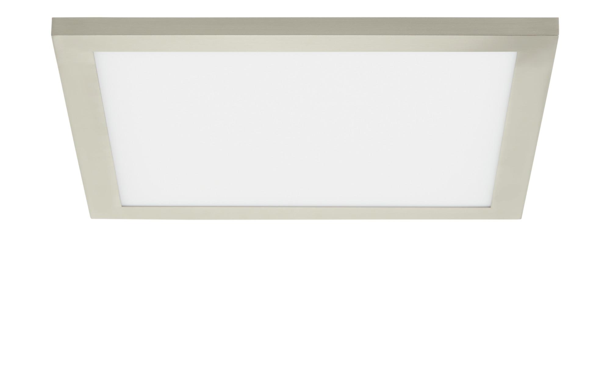 KHG LED-Deckenleuchte, 1-flammig, weiß CCT & RGB ¦ weiß ¦ Maße (cm): B: 45 H: 6 Lampen & Leuchten > Innenleuchten > Deckenleuchten - Höffner