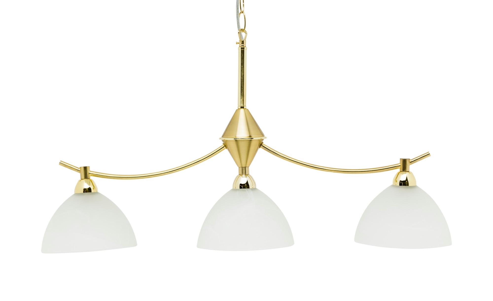Pendelleuchte ¦ gold ¦ Maße (cm): B: 74 Lampen & Leuchten > Innenleuchten > Pendelleuchten - Höffner