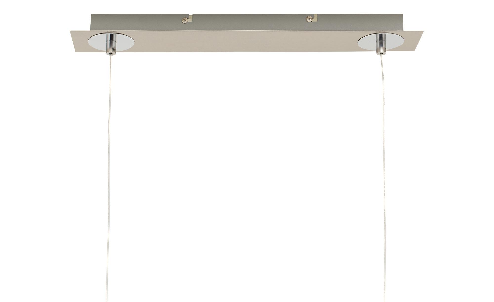 Paul Neuhaus Pendelleuchte 5 Schirme m. Aluminiumgeflecht ¦ silber Lampen & Leuchten > Innenleuchten > Pendelleuchten - Höffner