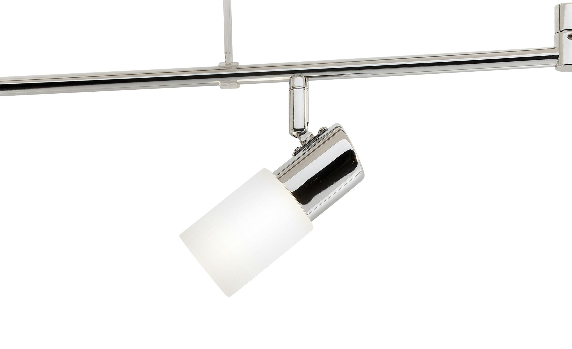 Trio LED-Deckenstrahler mit schwenkbaren Armen ¦ silber Lampen & Leuchten > LED-Leuchten > LED-Strahler & Spots - Höffner