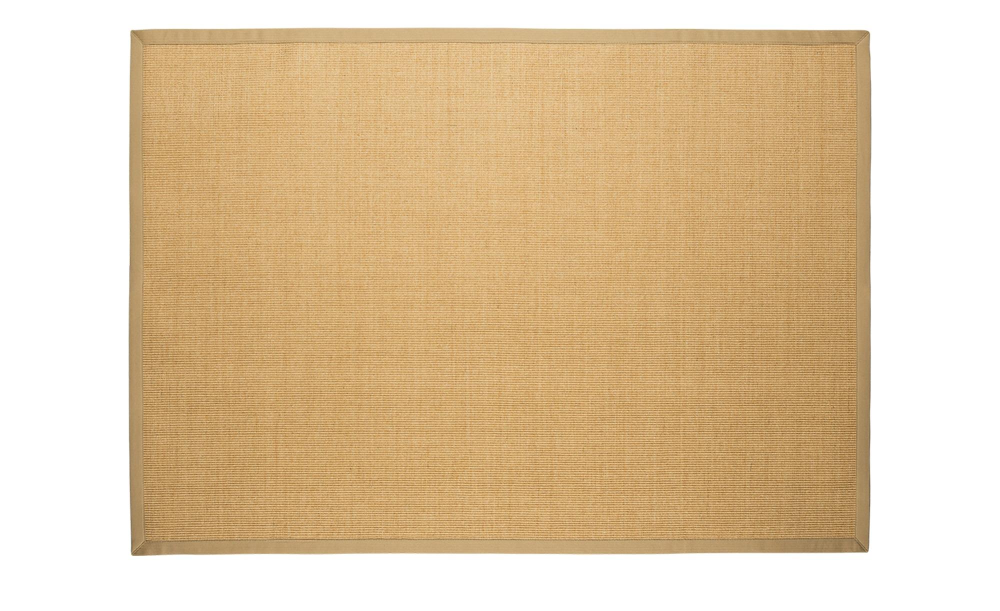 Sisal-Teppich  Manaus ¦ beige ¦ 100 % Sisal, Sisal ¦ Maße (cm): B: 80 Teppiche > Wohnteppiche - Höffner