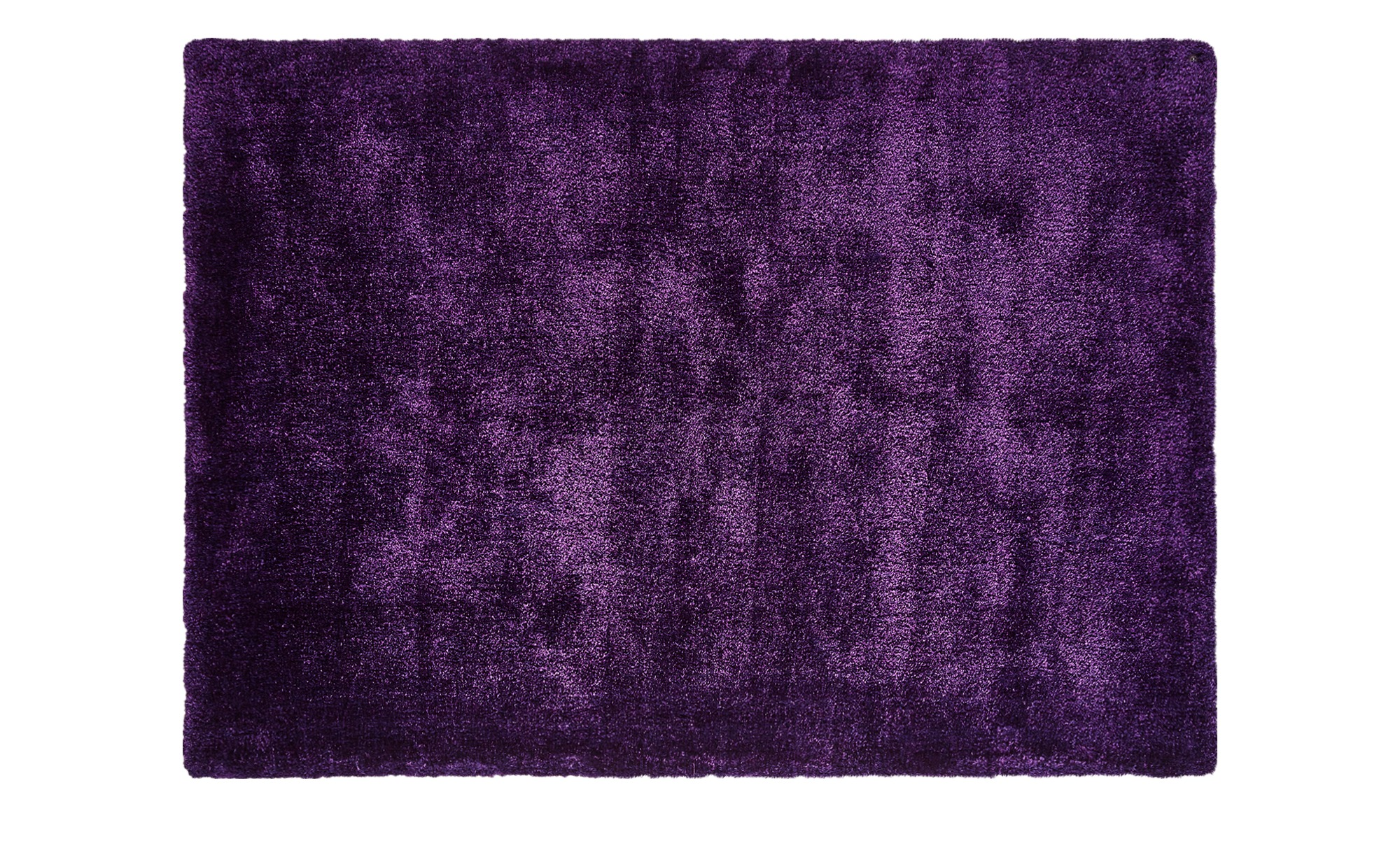 Tom Tailor Hochflor-Teppich  Soft uni ¦ lila/violett ¦ 100 % Polypropylen, Synthethische Fasern ¦ Maße (cm): B: 160 Teppiche > Wohnteppiche > Hochflorteppiche - Höffner