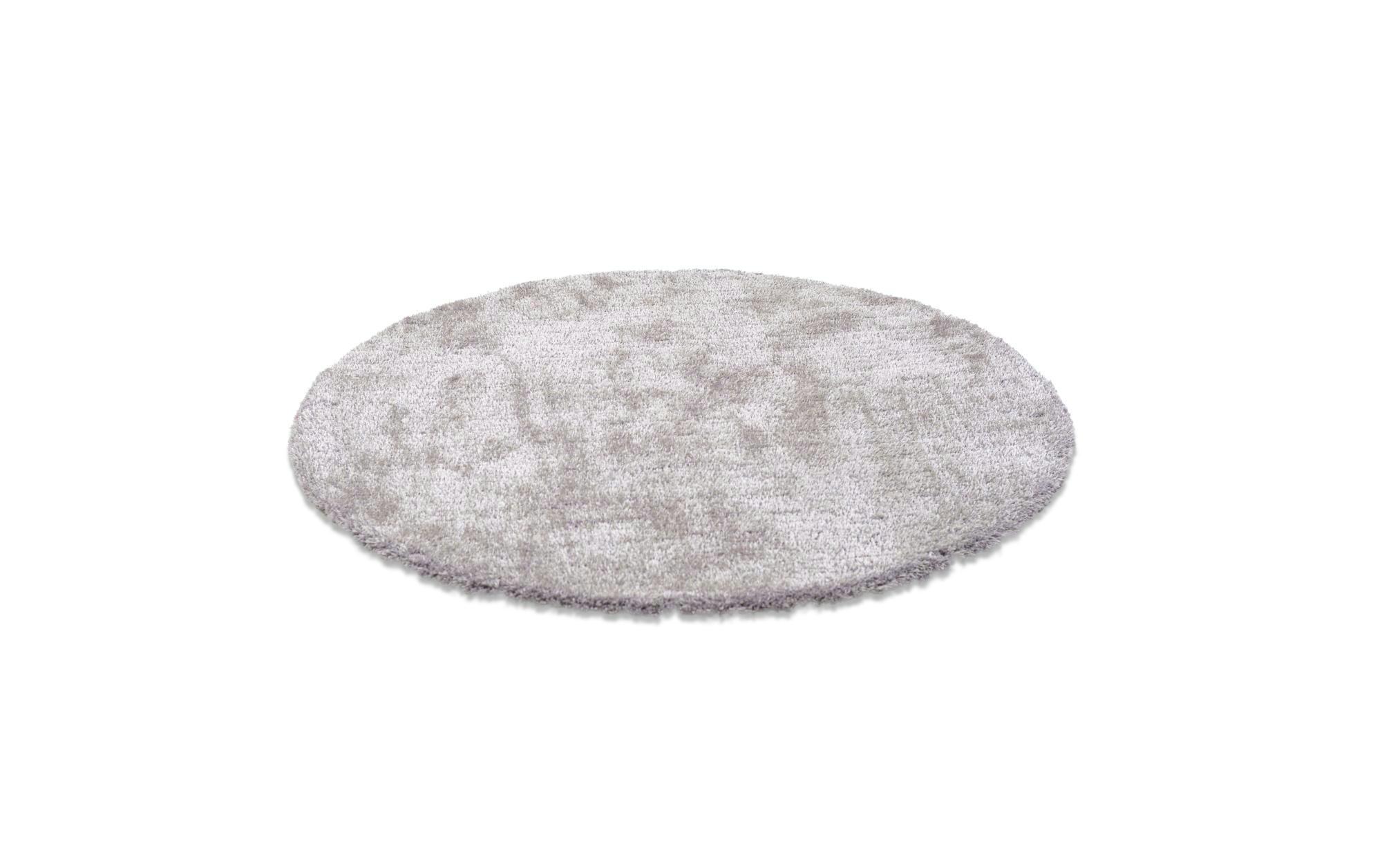 Tom Tailor Handtuft  Soft ¦ grau ¦ 100 % PolypropylenØ: [140.0] Teppiche > Wohnteppiche - Höffner