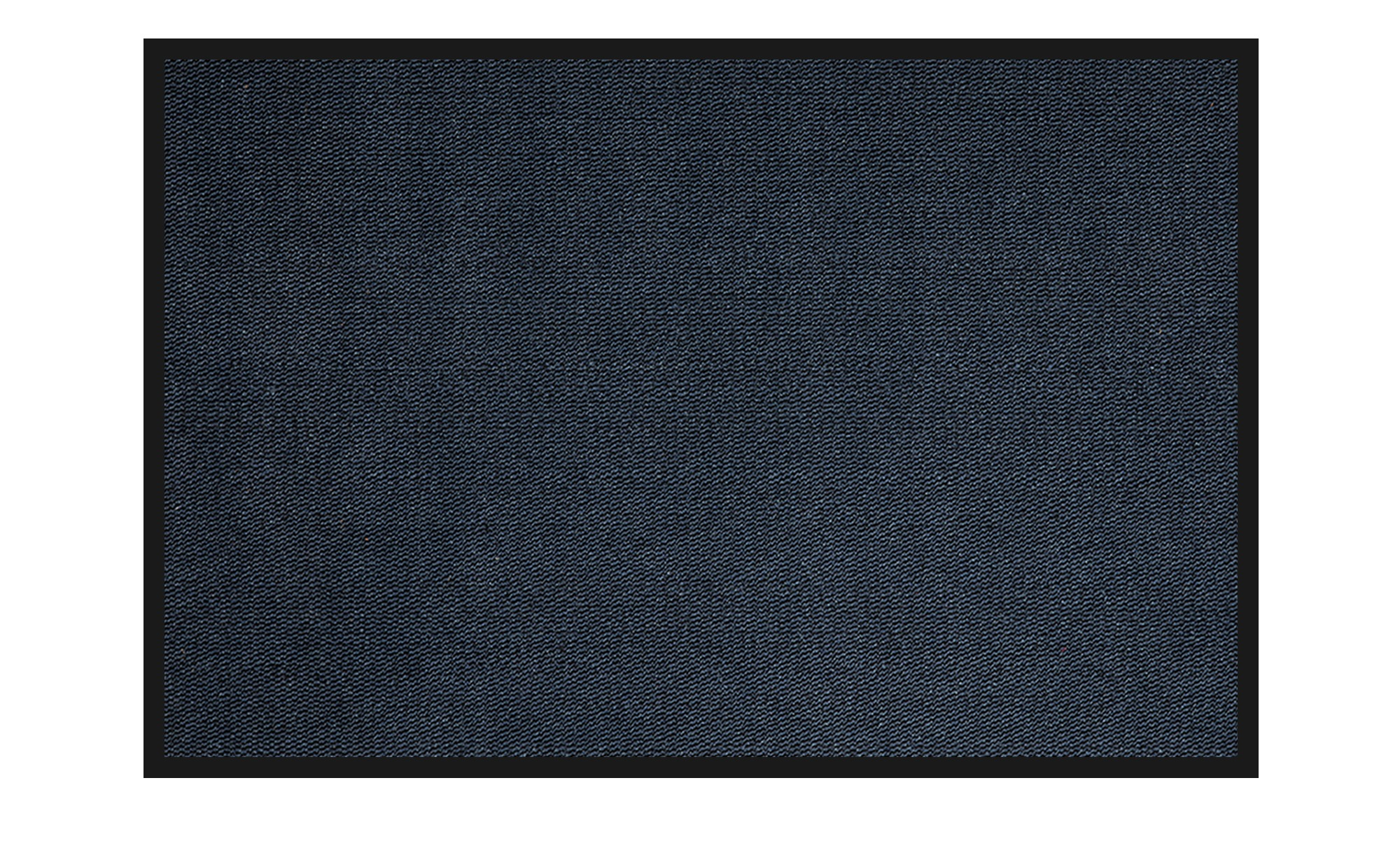 Fußmatte  Saphir ¦ blau ¦ Synthethische Fasern, 100% Polypropylen ¦ Maße (cm): B: 40 Teppiche > Fußmatten & Stufenmatten - Höffner