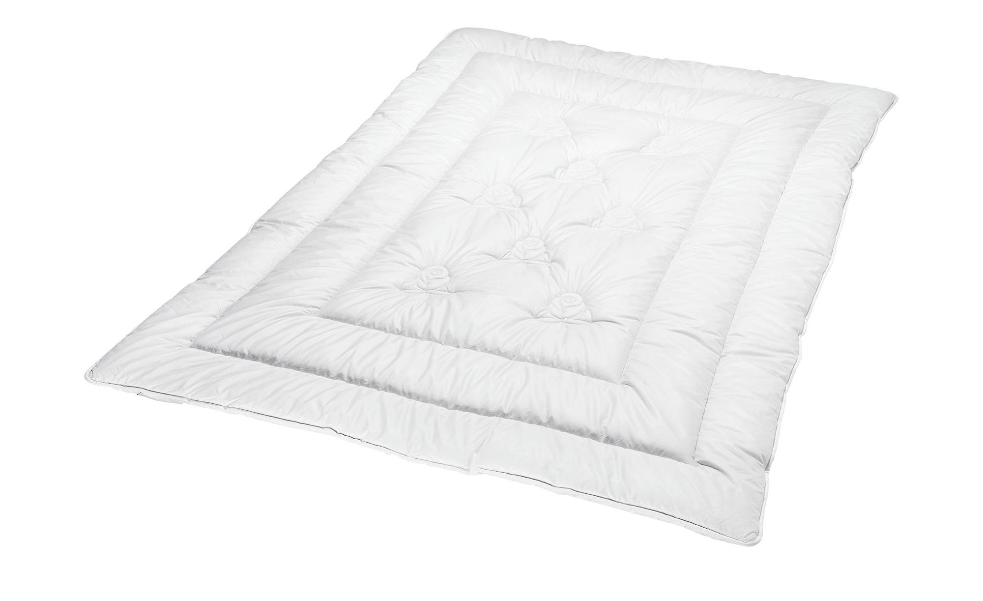 Schlafmond Duo-Steppbett  Dornröschen ¦ creme ¦ Maße (cm): B: 200 Bettwaren > Bettdecken > Bettdecken in Übergrößen - Höffner
