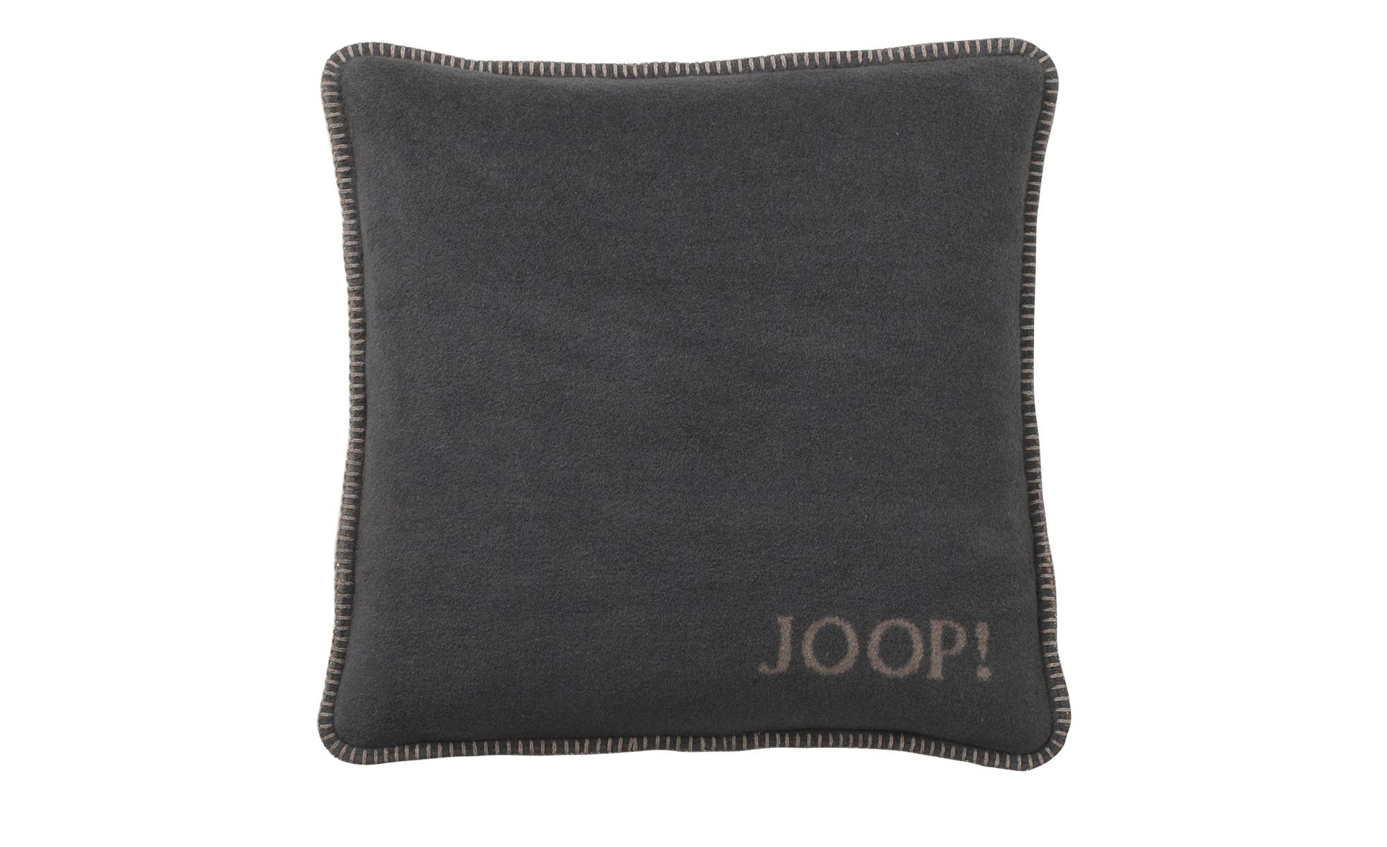 2019 am besten Vielzahl von Designs und Farben riesige Auswahl an JOOP! Kissen Joop! Uni Doubleface, gefunden bei Möbel Höffner