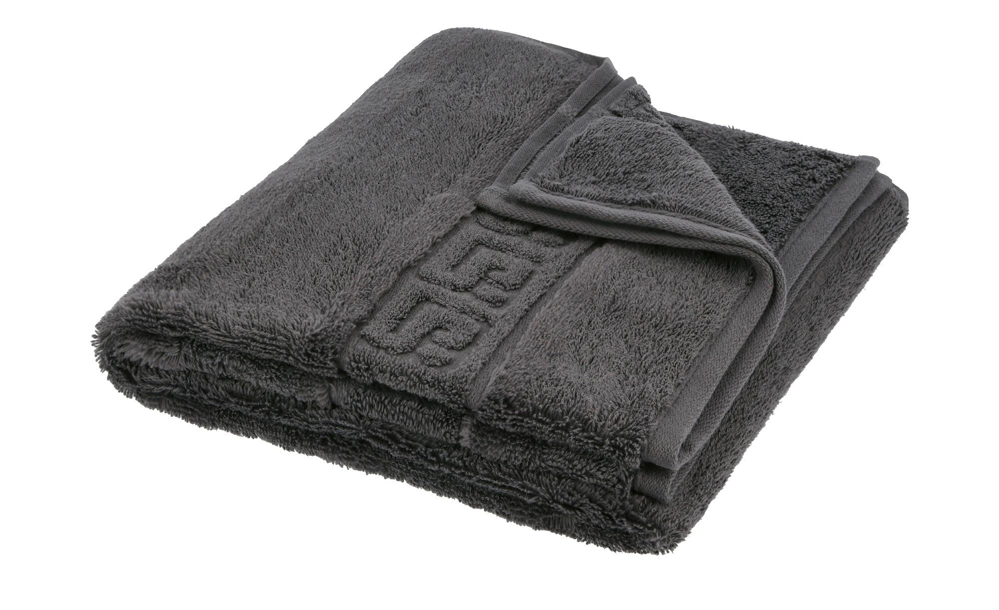 CaWö Handtuch  1001 ¦ grau ¦ 100% Baumwolle ¦ Maße (cm): B: 50 Badtextilien und Zubehör > Handtücher - Höffner