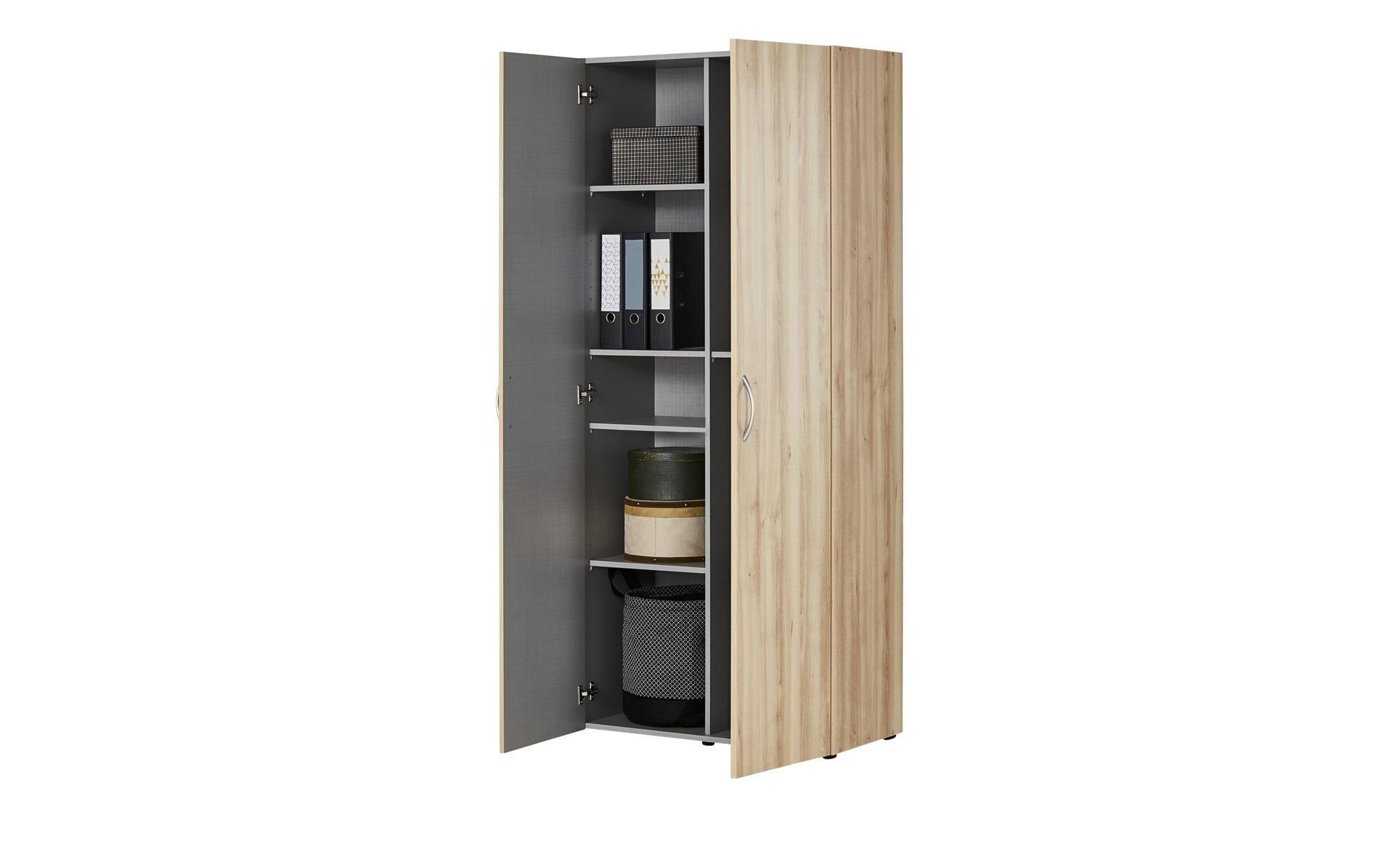 schrank 2 t rig multiraumkonzept buche nachbildung. Black Bedroom Furniture Sets. Home Design Ideas