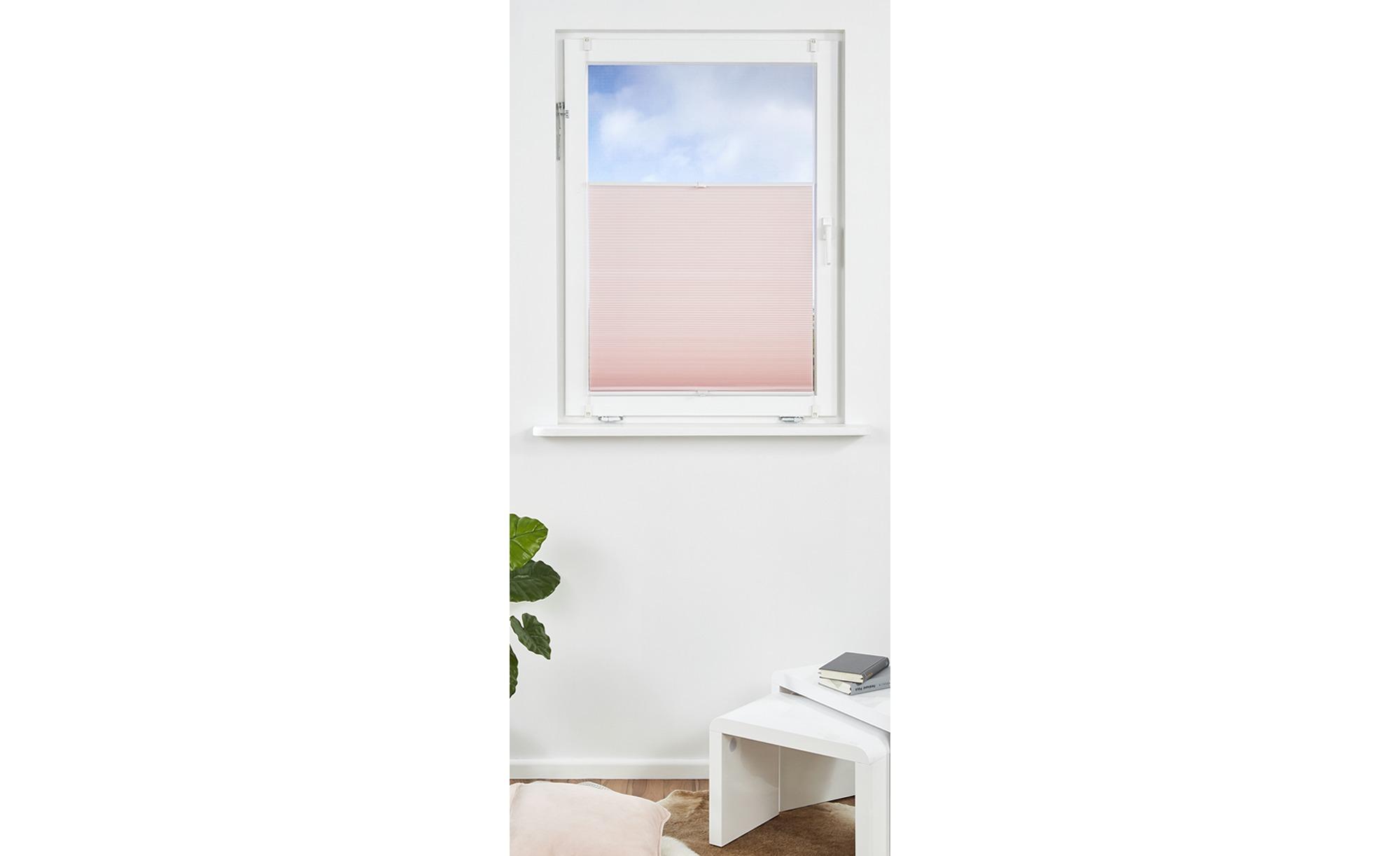KHG Wabenplissee ¦ rosa/pink ¦ 100% Polyester ¦ Maße (cm): B: 90 Gardinen & Vorhänge > Rollos & Sonnenschutz > Plissees - Höffner