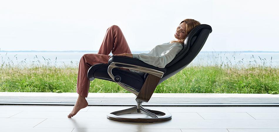 Stressless Traumhaft Bequem Entspannen