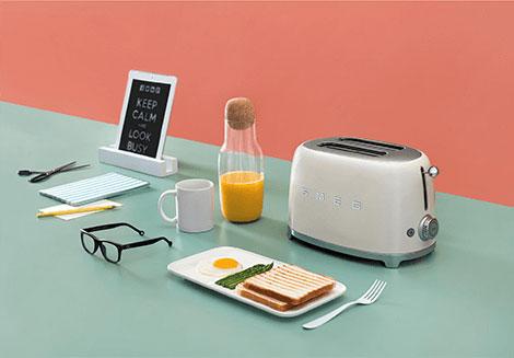 Toaster Creme