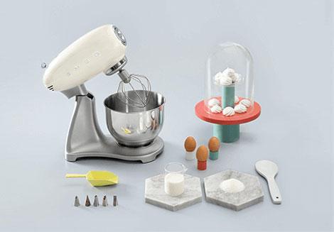 Küchenmaschine Creme