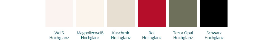 Front-Farben