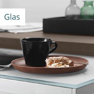 Arbeitsplatten aus Glas