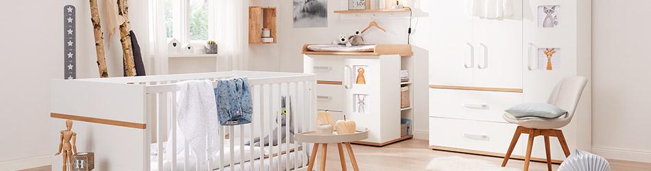 Zur Babyzimmerserie Katharina