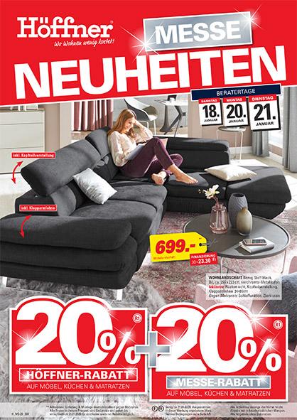 Möbel Höffner in Cottbus-Willmersdorf - Möbel, Küchen & mehr