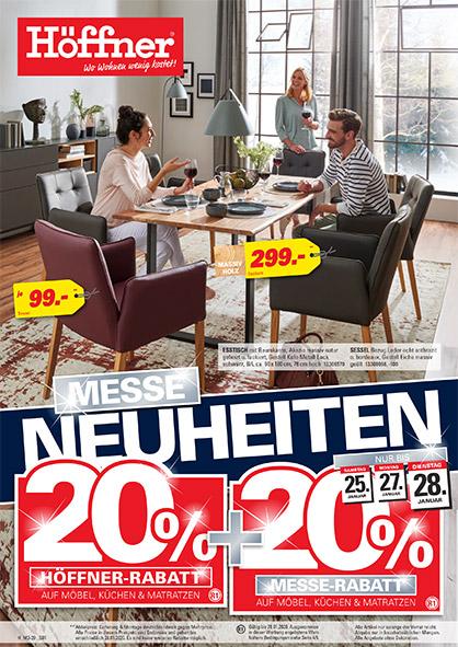 Möbel Höffner in Leipzig-Günthersdorf - Möbel, Küchen & mehr