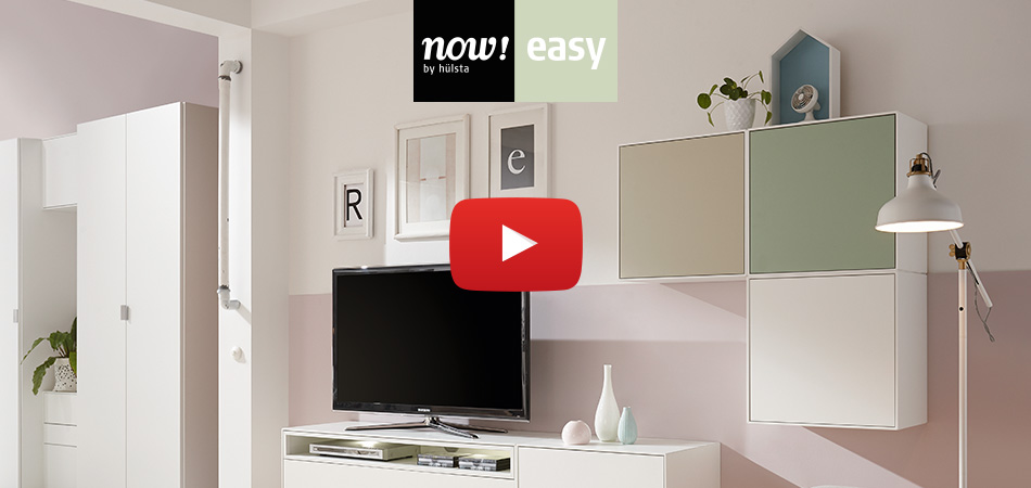 Video Hülsta now! easy