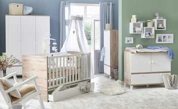 Babyzimmer, 7-teilig  Bellissima