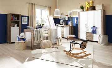 Babyzimmer, 4-teilig  Henry