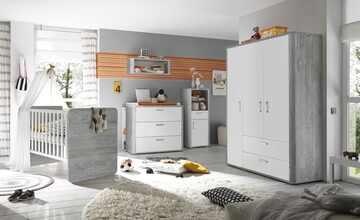 Babyzimmer, 6-teilig  Hannes