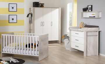 Babyzimmer, 5-teilig  Tore plus