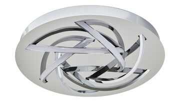 KHG LED-Deckenleuchte, 6-flammig chrom