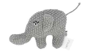 Kleine Rassel  Little Elefant