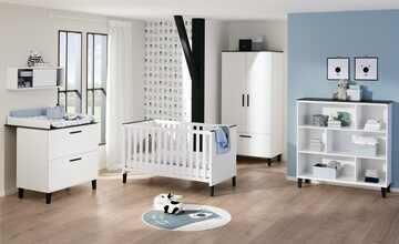 Babyzimmer, 6-teilig  Eliana