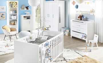 Babyzimmer, 7-teilig  Fiona