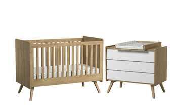 Babyzimmer, 3-teilig  Vintage Baby
